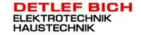 Anzeige - Detlef Bich Elektro & Haustechnik GmbH und Co. KG